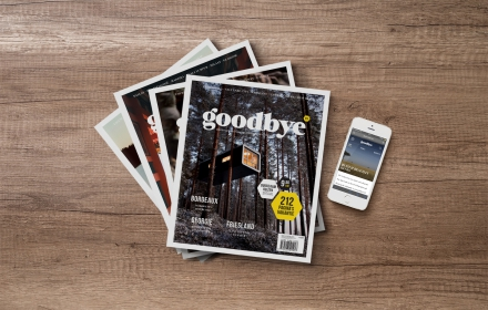 Goodbye #19: nu in de winkel!