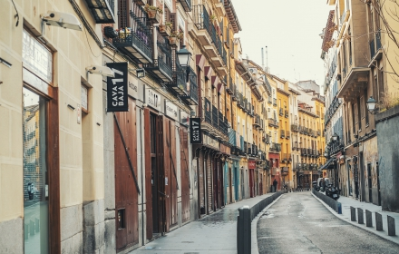 Shopping in Madrid: pick your neighbourhood